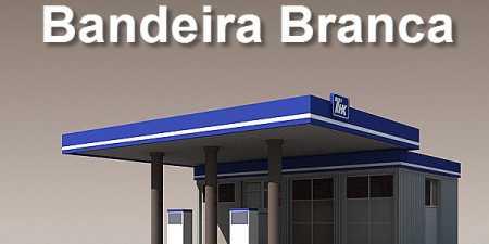 Posto de gasolina à venda bandeira branca Piracicaba/SP