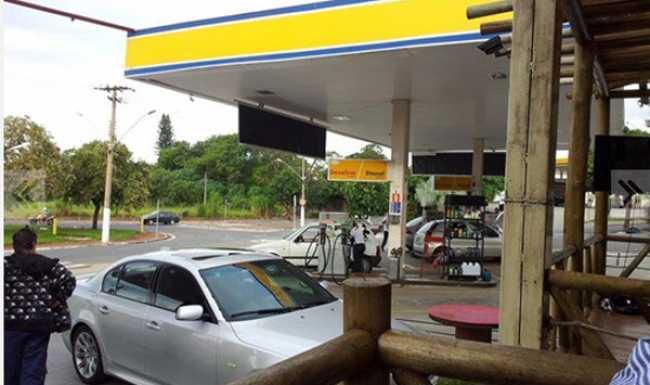 Posto de gasolina bandeira branca à venda Limeira/SP