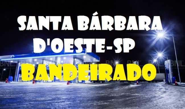 Posto de Gasolina à venda Santa Bárbara D'Oeste-SP