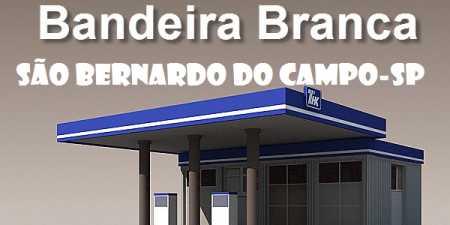 Posto de Gasolina bandeira branca à venda São Bernardo do Campo-SP