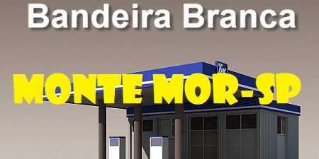 Posto de Gasolina bandeira branca à venda Monte Mor-SP