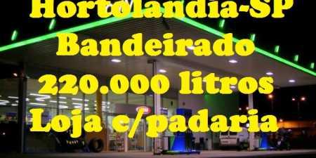 Posto de Gasolina bandeirado à venda Hortolândia-SP