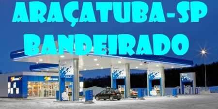Posto de Gasolina bandeirado à venda Araçatuba-SP