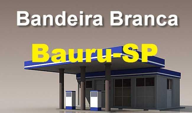 Posto de Gasolina bandeira branca à venda Bauru-SP