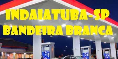 Posto de Gasolina bandeira branca à venda Indaiatuba-SP