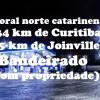 Posto de Gasolina bandeirado à venda litoral norte catarinense-SC