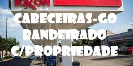 Posto de Gasolina bandeirado à venda Cabeceiras-GO