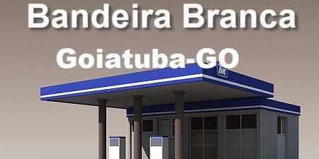 Posto bandeira branca à venda Goiatuba-GO
