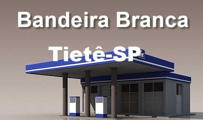 Posto bandeira branca à venda Tietê-SP