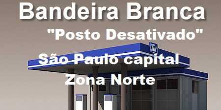 """Posto """"DESATIVADO"""" São Paulo Capital."""