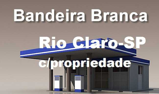 Posto de Gasolina à venda Rio Claro-SP
